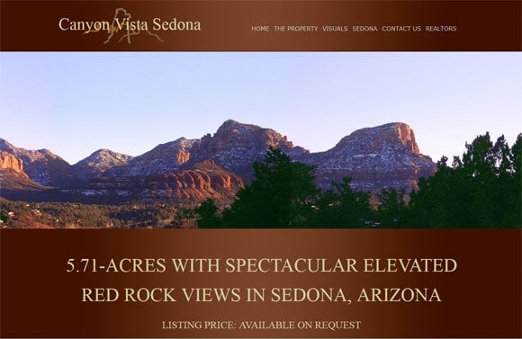 Canyon Vista Sedona