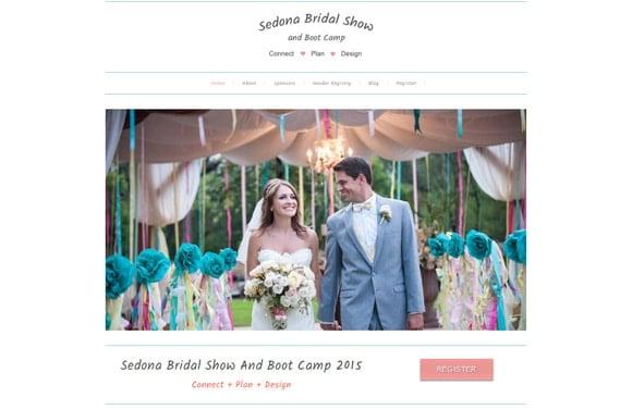 Sedona Bridal Show And Boot Camp