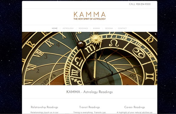 Kamma Astrology