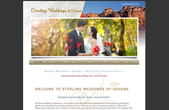 Sterling Weddings