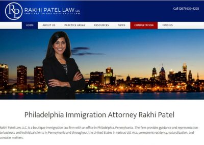 Rakhi Patel Law