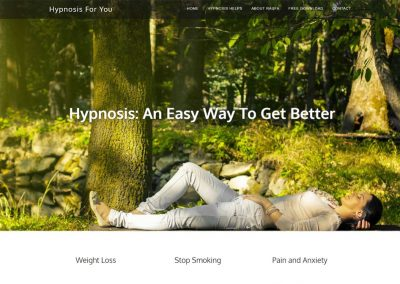 Hypnosis For You