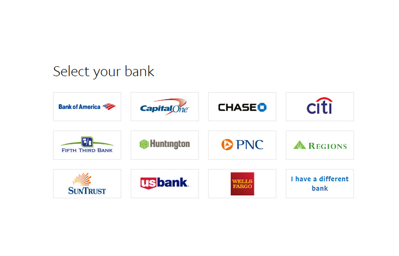 PayPal Bank Login