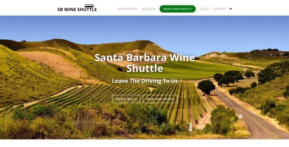 SB Wine Shuttle