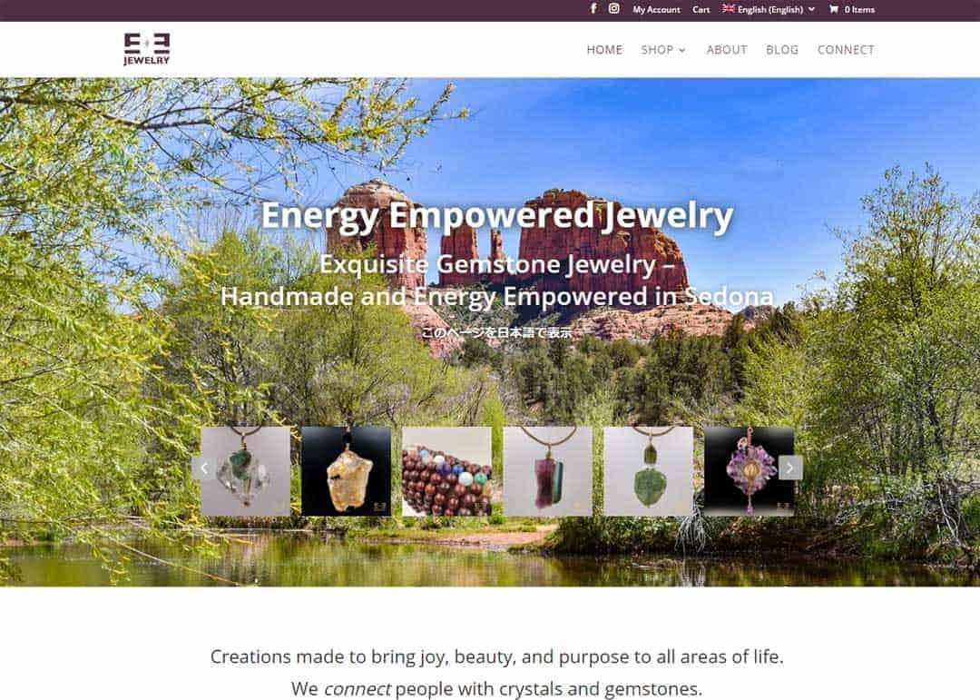 Energy Empowered Jewelry