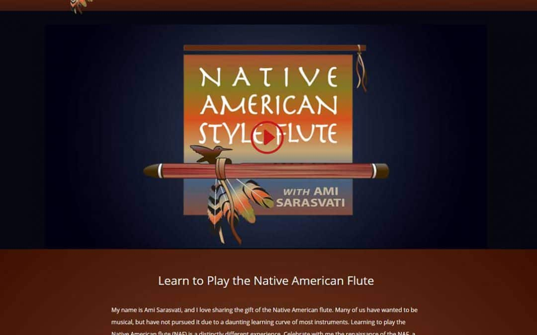 Learn to Play the Native American Flute