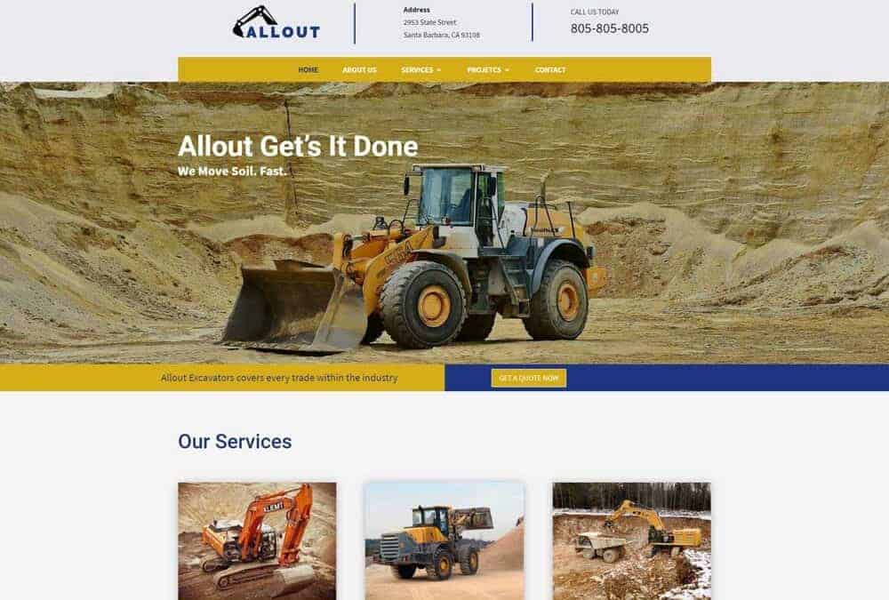 Excavation Company
