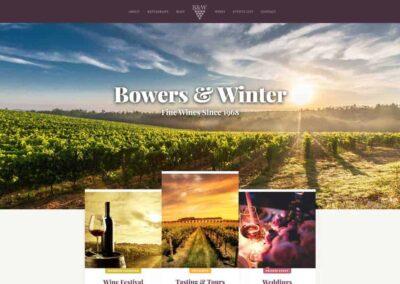 Bowers & Winter Winery